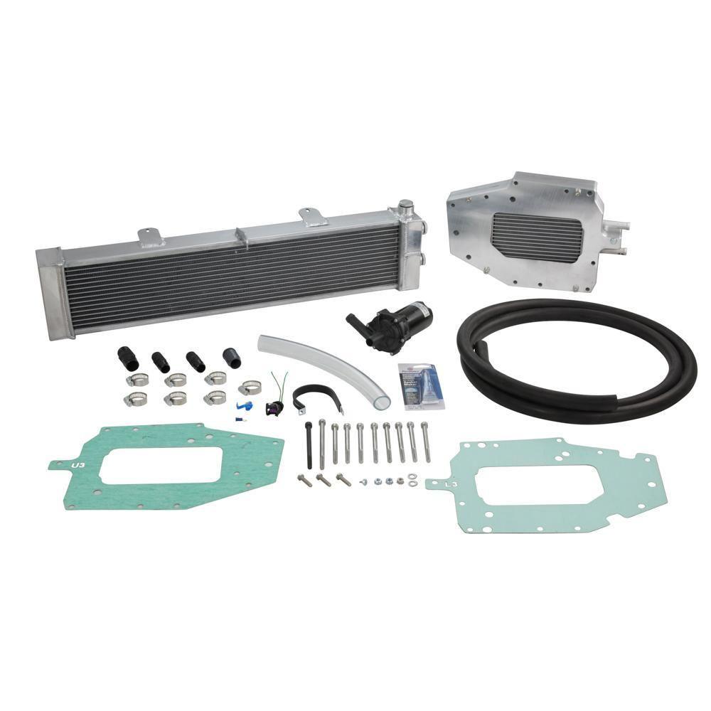 3800 Stage 2 Intercooler System Alternator Power Cars Supercharger