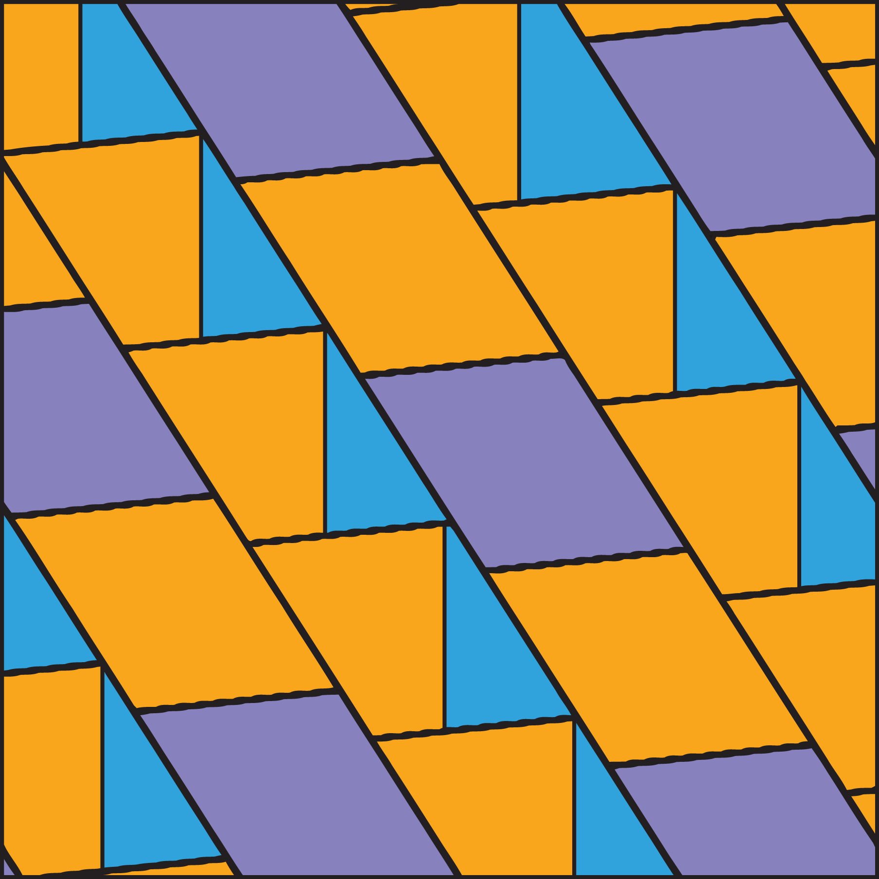 P417. Pattern number here is the geometric class.