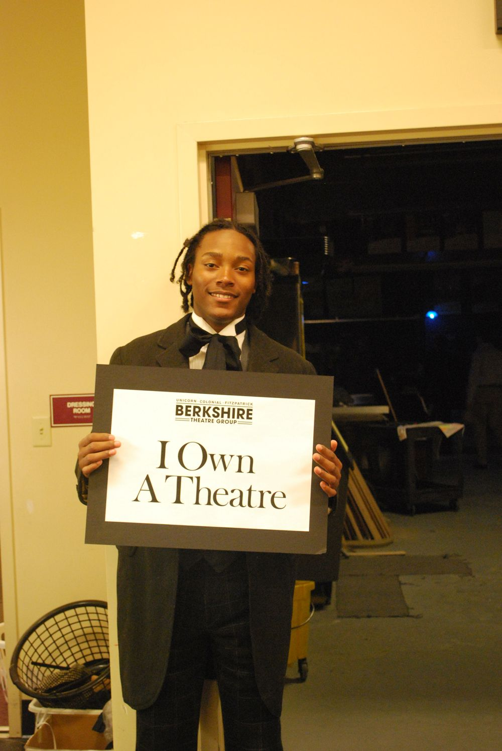 Meet derrick carter who played noah in our production of
