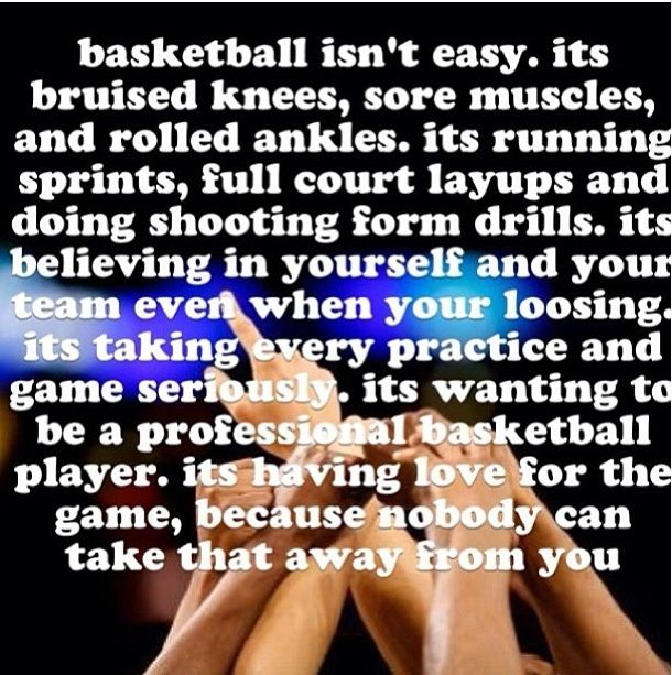 Motivational Quotes For Sports Teams Last Game: Pin By Chip Englehart On Basketball