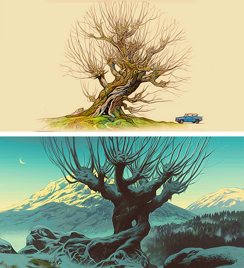 Harry Potter The Whomping Willow With Images Harry Potter