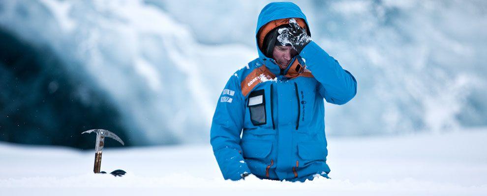 Sail racing antarctica jacka