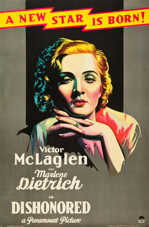 Dishonored (Disonorata, 1931)