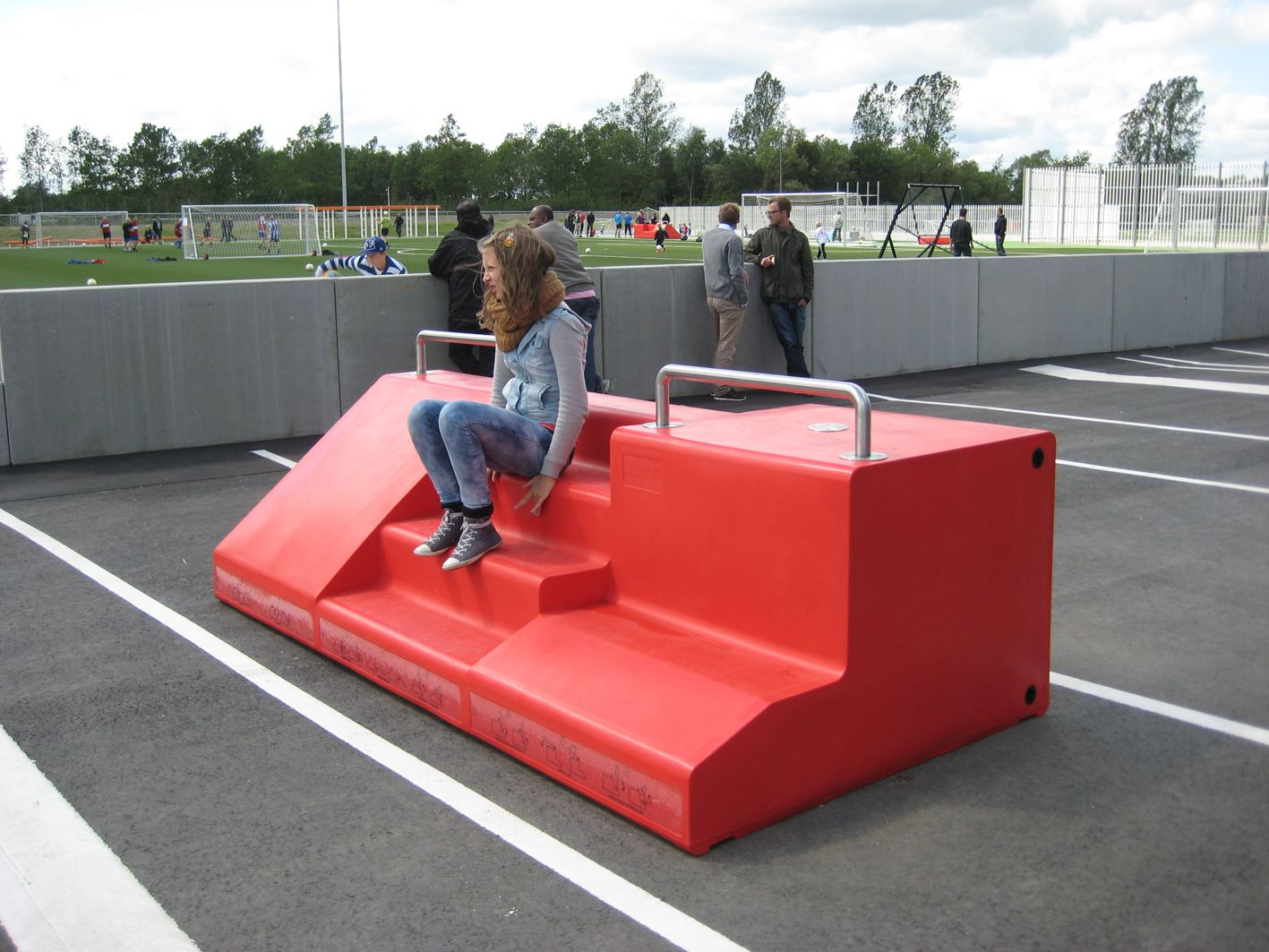 Multi Use Objects Fit Station By Out Sider Denmark