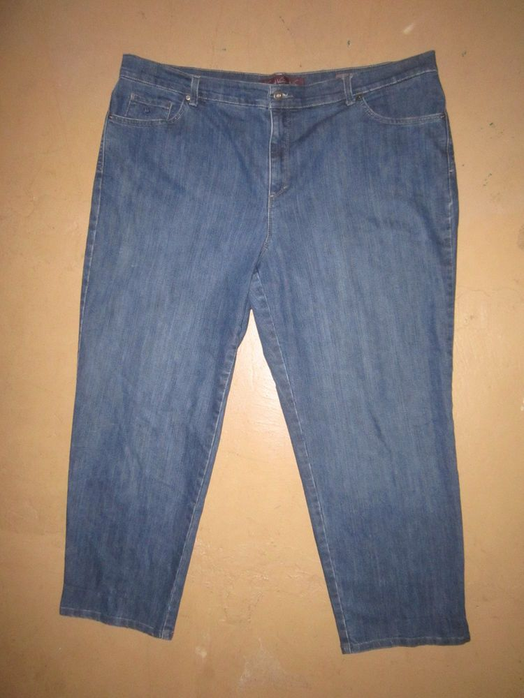 6167e618f5b WOMENS JEANS PLUS SIZE 20W SHORT GLORIA VANDERBILT AMANDA PANTS SLIMMING  NICE!  fashion  clothing  shoes  accessories  womensclothing  jeans (ebay  link)