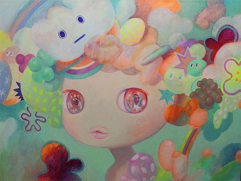 Galaxy Dream, 2014, So Youn Lee