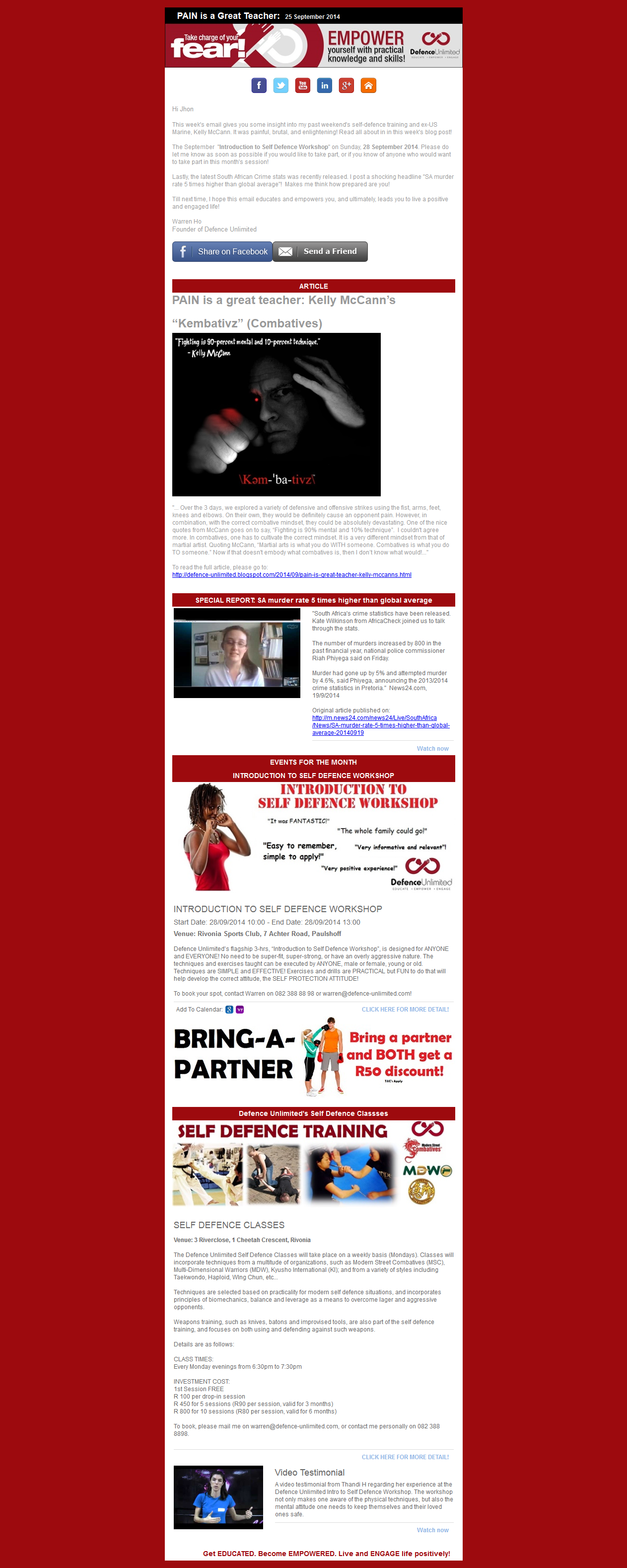 built using v i plus email marketing newsletter builder