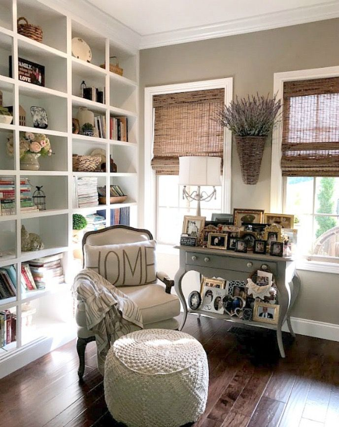 Small Library Room Decorating Ideas: Pin By Sara On Decorating Ideas
