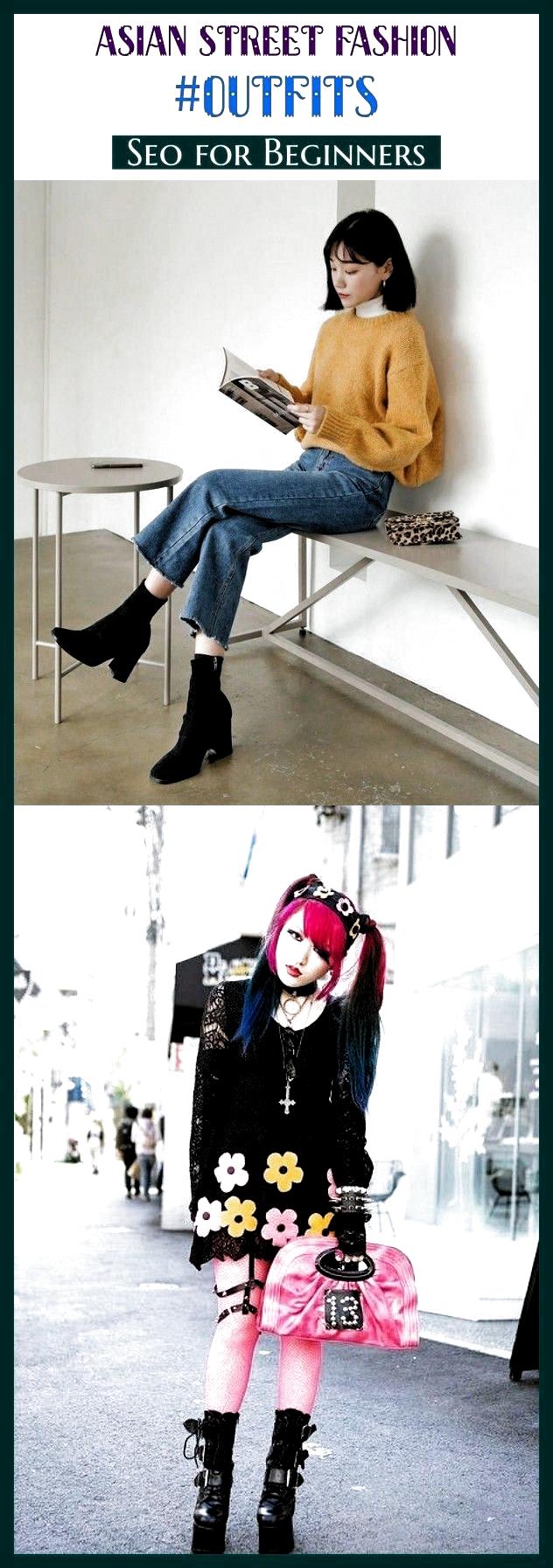 Photo of Asian street fashion #outfits #seotips #seo #trending. korean street fashion, st …