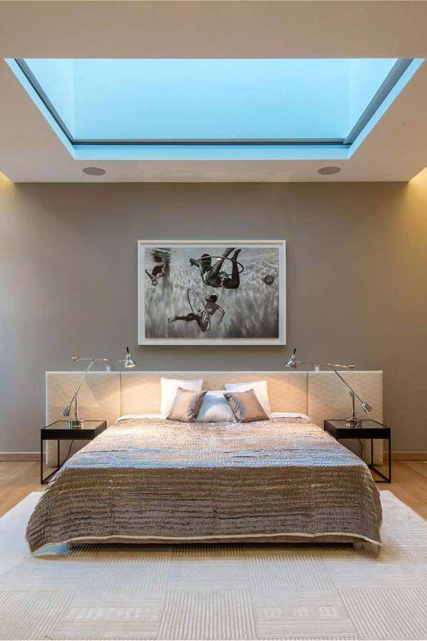 Elegante iluminacion para dormitorio 9 decoraciones - Iluminacion para dormitorios ...
