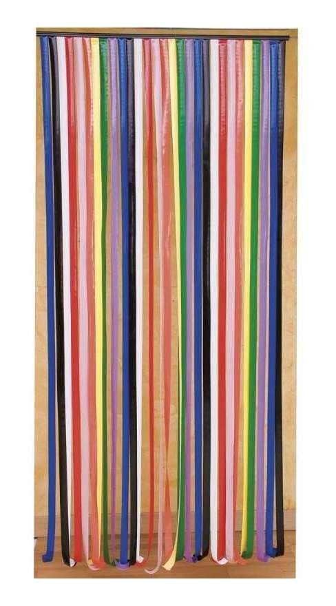 rideau de porte lanieres plastique