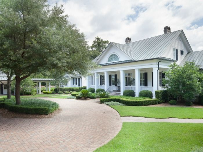 Beautiful Ford Plantation Estate & Cottage With Lakeside Views