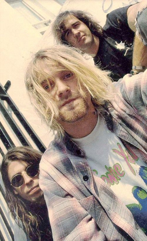 It's impossible for me to look into the future and say I'm going to be able to play Nirvana songs in 10 years. -Kurt Cobain