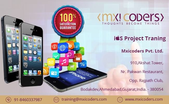 Mxicoders Pty Ltd offers iOS live project training for students. For more information visit here www.mxicoders.com  #mxicoders #iosappsdevelopment