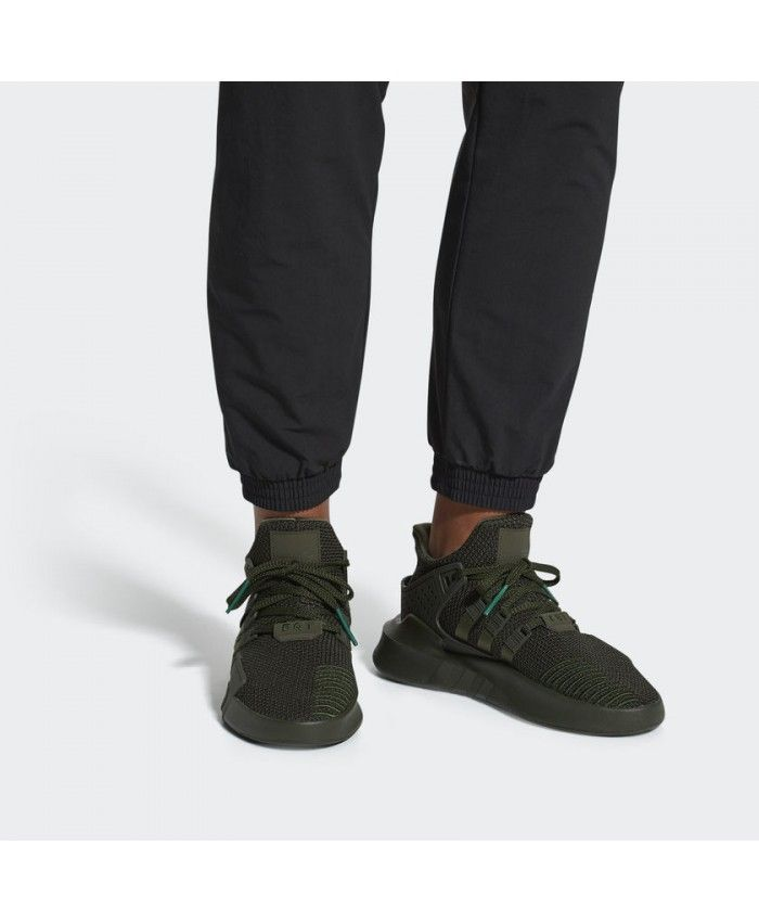 sports shoes 5585c 3305b Adidas Mens Eqt Bask Adv Night Cargo Shoes