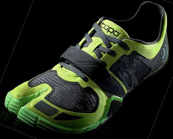 Tabi shoes, Minimalist shoes