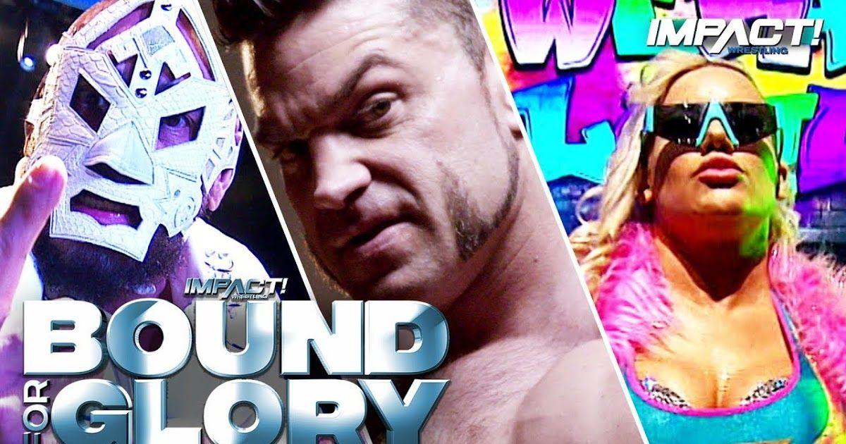 complete card for impact wrestling bound for glory payper