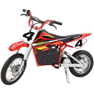 Razor Mx500 Dirt Rocket 36 Volt Electric Bike Motorcycle Certified Refurbished Walmart Com Electric Dirt Bike Motorcycle Dirt Bike Dirt Bikes For Kids