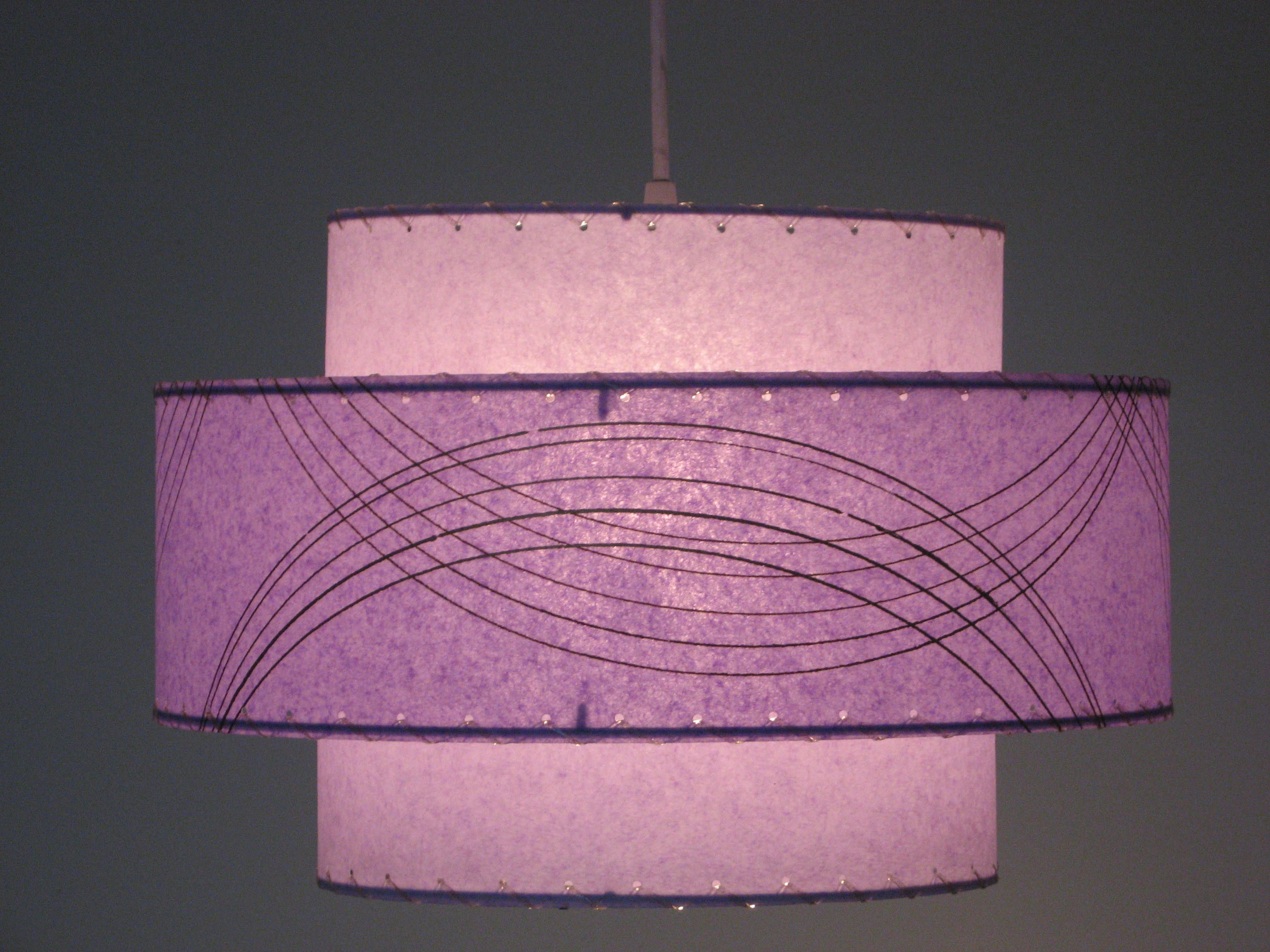 Holy retro love this lamp shadependant lamp furniture purple silk lamp shade purple suede lamp shade small purple table lamp shade purple table lamp shade purple table lamps fabulous purple lamp shade for any geotapseo Gallery