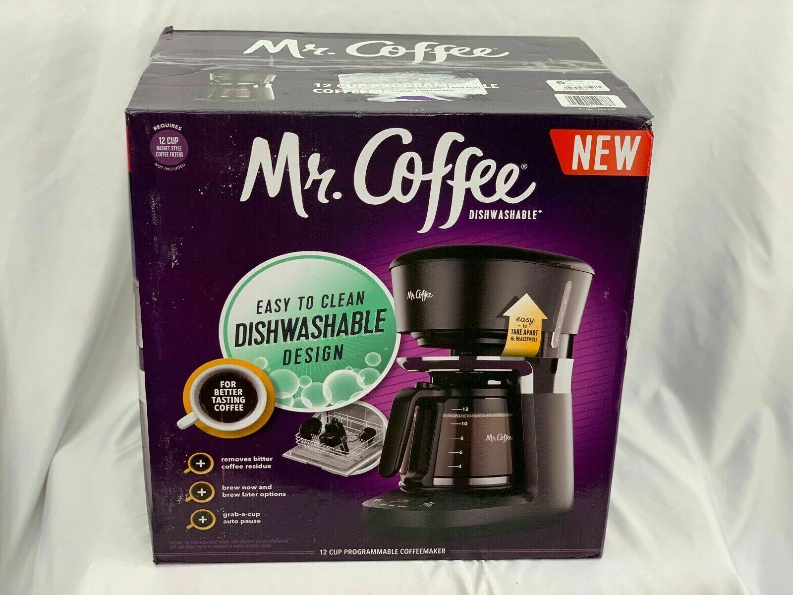 New Mr Coffee Coffee Maker Dishwasher Safe Design Single Cup Coffee Maker Cuisinart Coffee Maker Iced Tea Maker