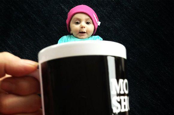 """""""Baby Mugging""""... ¿Bebés en una taza?"""
