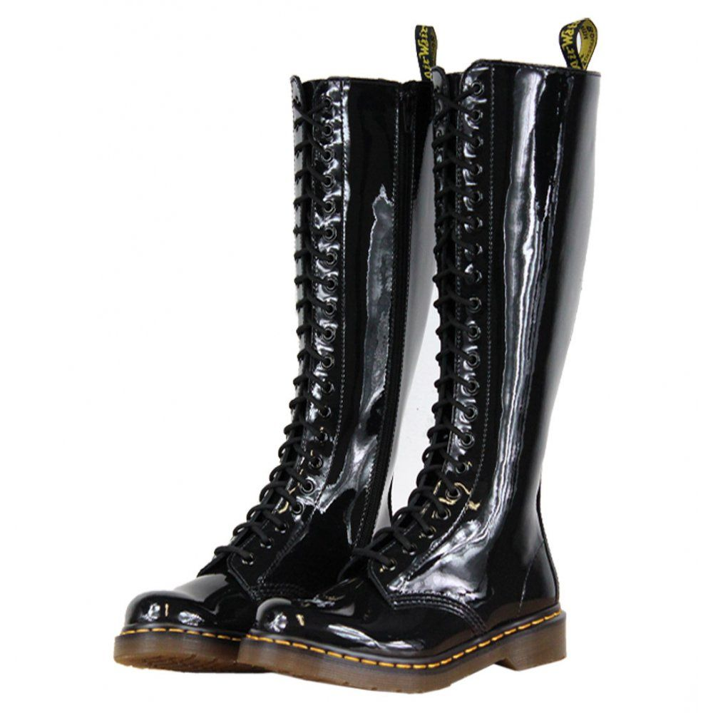 Amazing Dr Martens Dr Martens Aimilita Black (N100) 16025001 Womens Boots - Dr Martens From Pure Brands ...