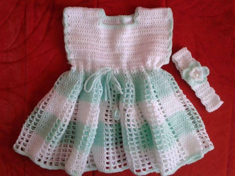 Magic.....dress | Crochet:vestidos niñas | Pinterest | Vestidos para ...