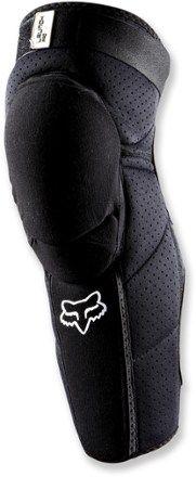 Fox Racing Launch Pro Sport Lightweight Support Wrap Knee//Shin Guard Brace