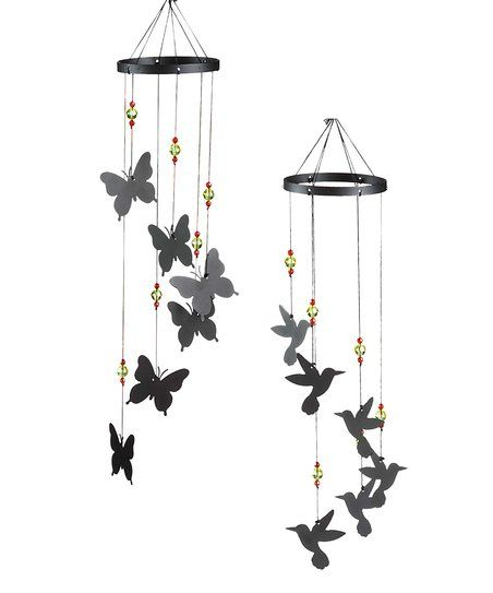 Invite Flying Friends To Your Garden With These Beautiful Wind