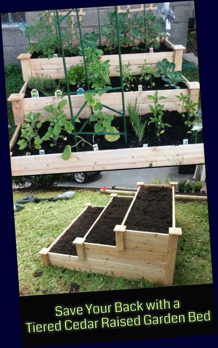 Photo of How to make your own raised garden bed, tutorials, photos and step by step instructions of the best raised garden beds you can DIY.