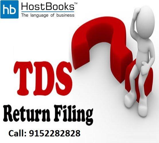 Tds Software India Online Tds Return Filing Software Hostbooks