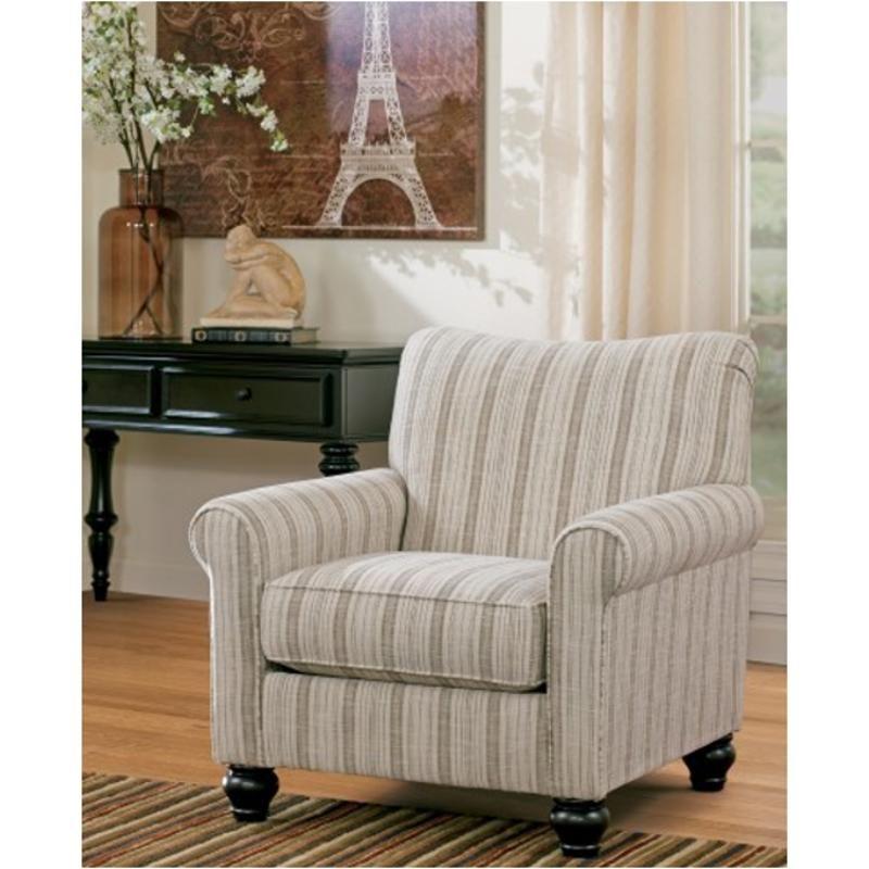 1300021 Ashley Furniture Milari Linen Accent Chair In 2020