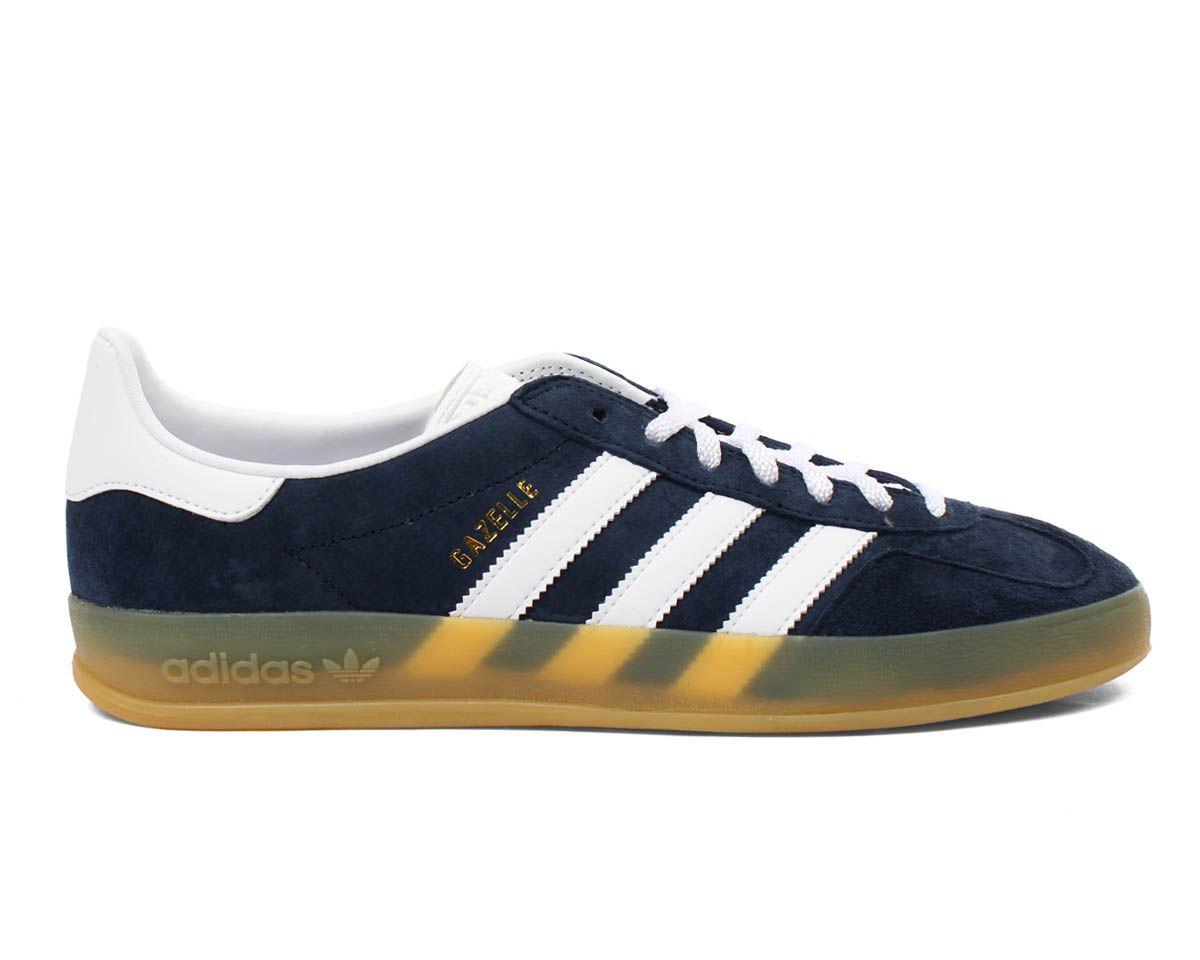 adidas gazelle indoor navy