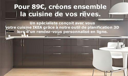 Cuisine équipée Cuisines Pas Cher Sur Mesure Pour La