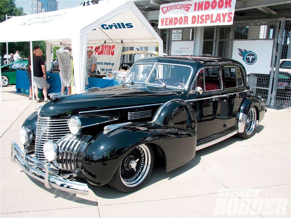 5Th Bridgestone Nashville Nationals 1940 Cadillac Cadillac