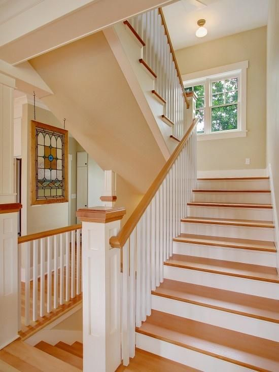 U Shape Staircase Window Pictures Part 2 - Split-Level ...