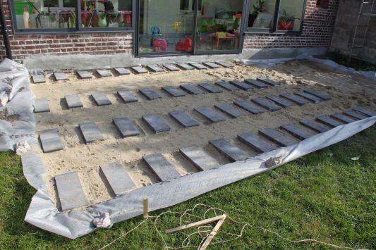 Construire Une Terrasse En Bois Sur Sol Meuble