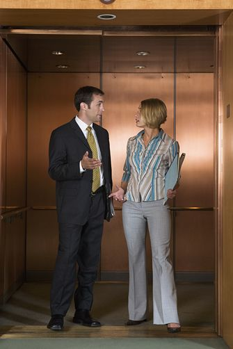 Elevator Pitch: You may be familiar with the old rule of thumb: You have between 15 to 30 seconds to get someone's attention in order for them to decide if they should turn and run or give you another few moments of their valuable time. (Trinity Web Works)