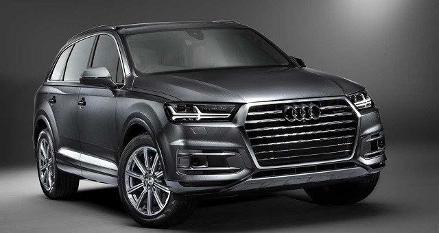2018 Audi Q7 S Line Release Date Interior Super Car Preview Audi Q7 Luxury Suv Cars Audi