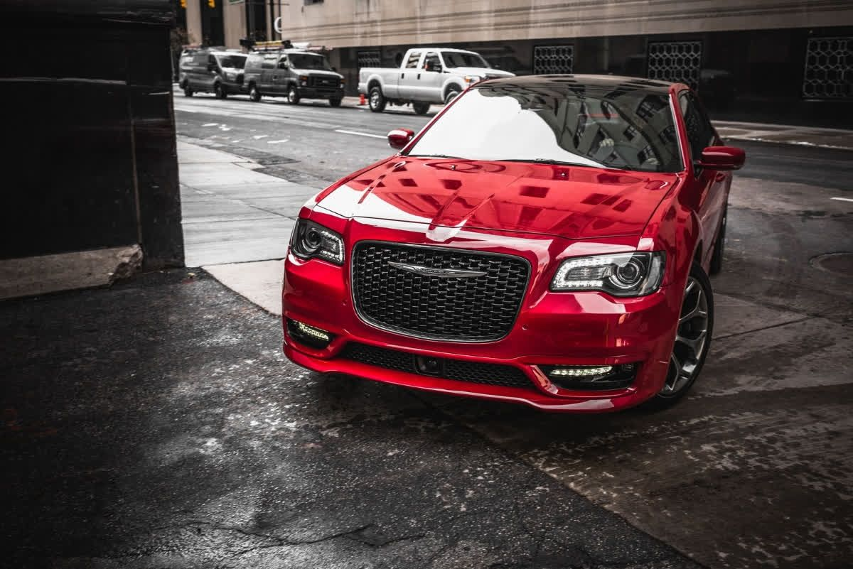 You Will Be Impressed With The Chrysler 300 And Its Very Lively