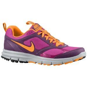I really want purple & orange shoes.