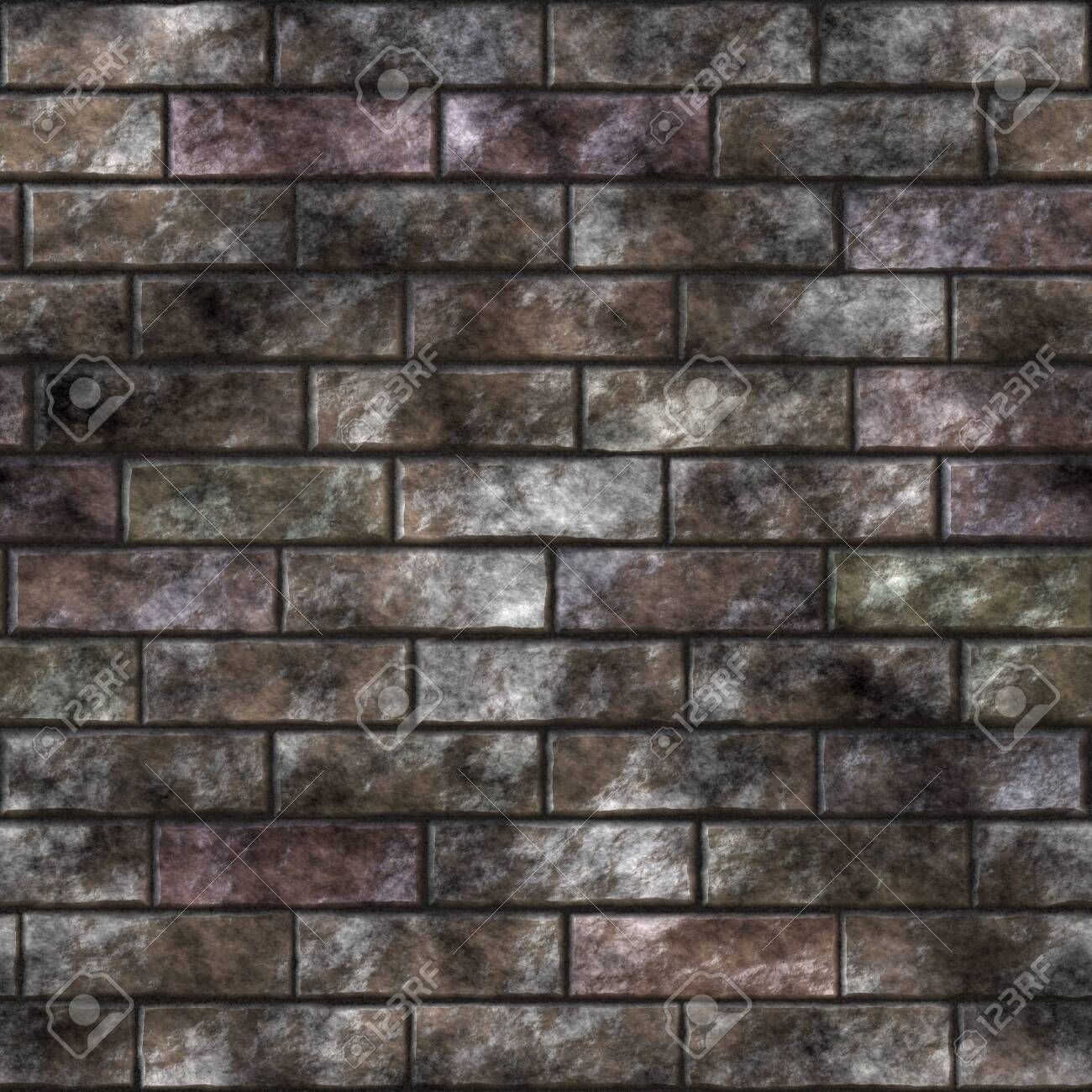 Old Brick Wall Seamless Texture Or Background Illustration Aff Seamless Wall Brick Illustration Backgr Old Brick Wall Seamless Textures Old Bricks