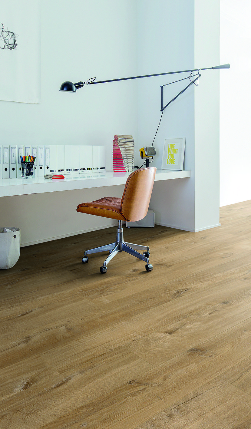 Perfect Looking For Home Office Flooring That Says U0027please, Step Into My Officeu0027?