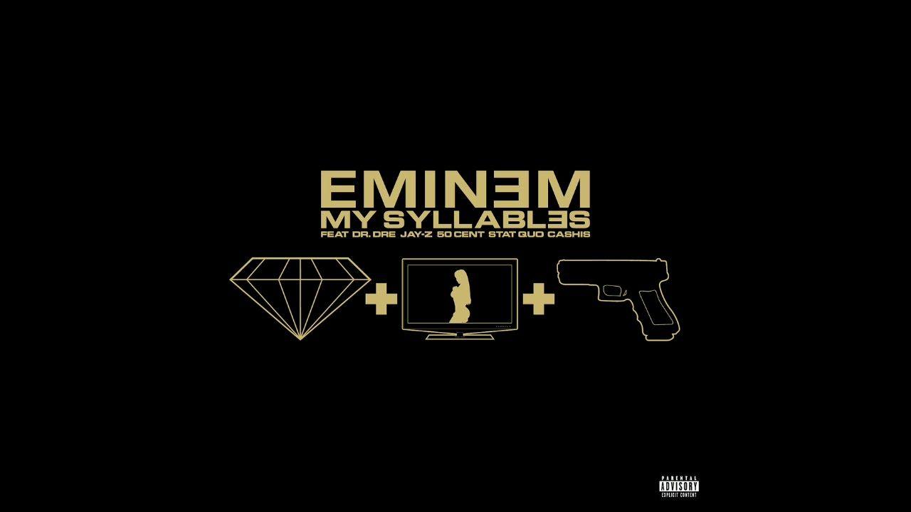 Eminem Syllables Audio Ft Dr Dre Jay Z 50 Cent Stat Quo
