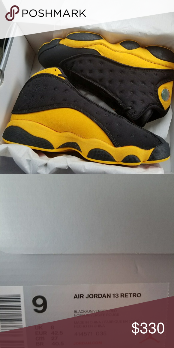 wholesale dealer b5a7f ecdcf UNRELEASED Jordan 13 Melo 'Class of 2002' MENS 9 Dont sleep ...