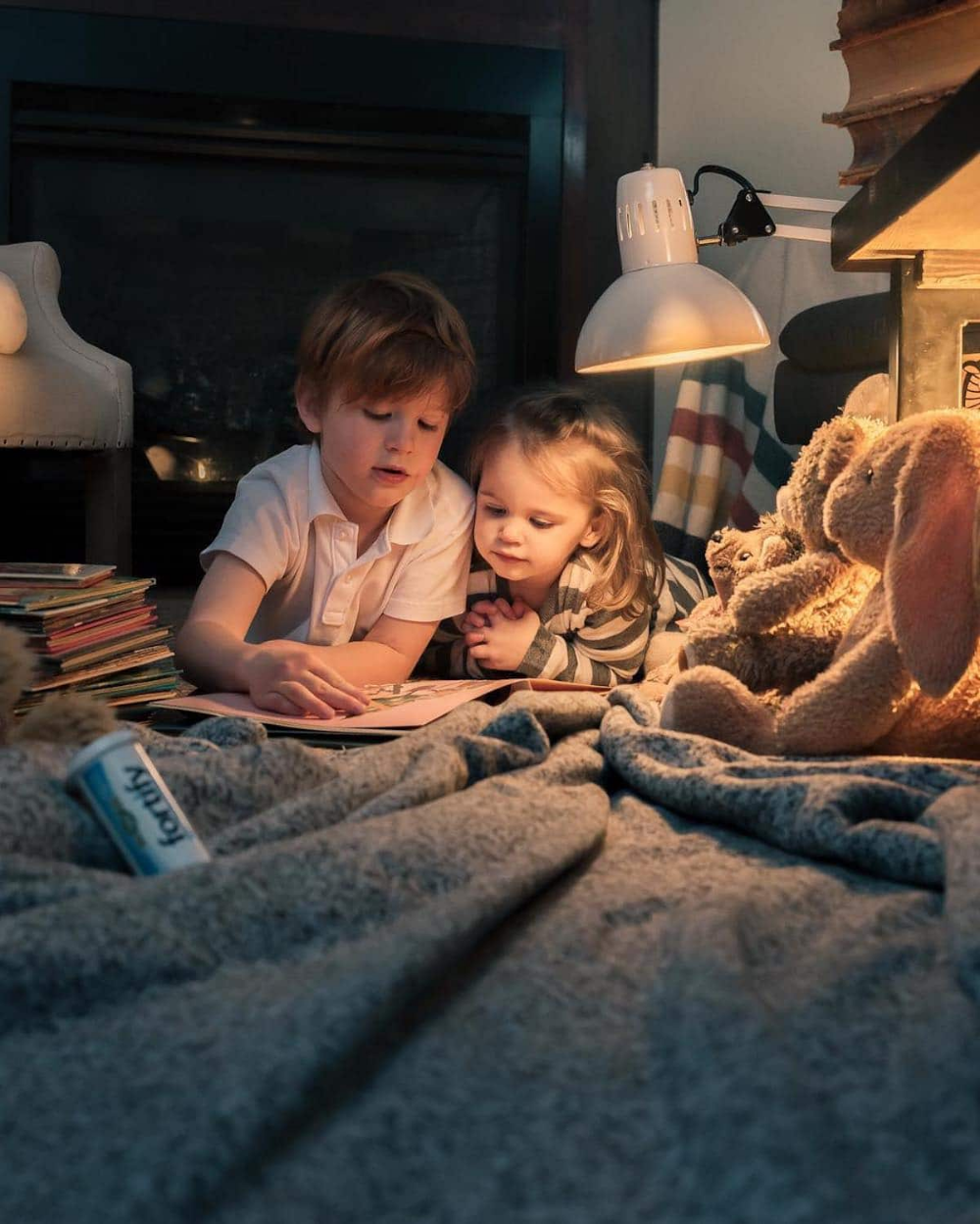 This Loving Father Captures the Magic of Everyday
