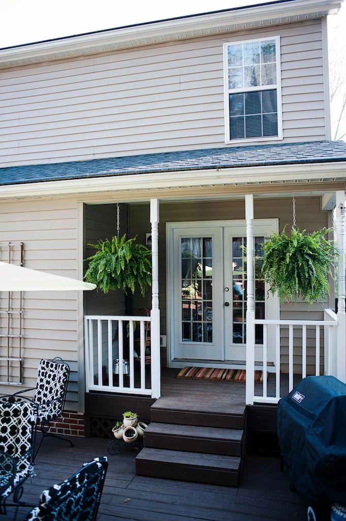 New Back Porches Ideas