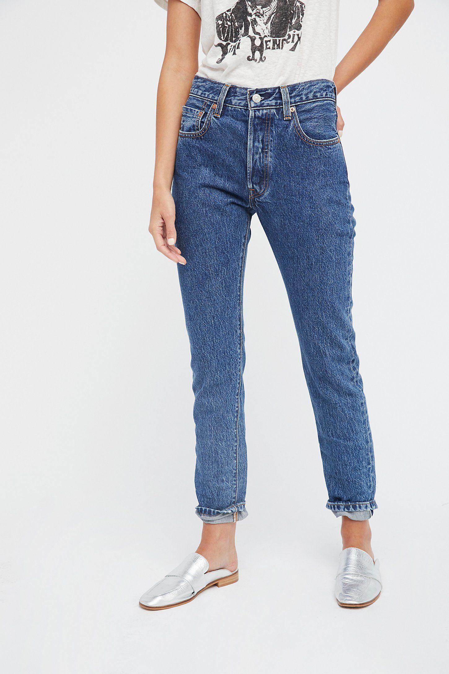 f6f878ea Levi's 501 Skinny Selvedge Jeans | Products I Love | Jeans, Skinny ...