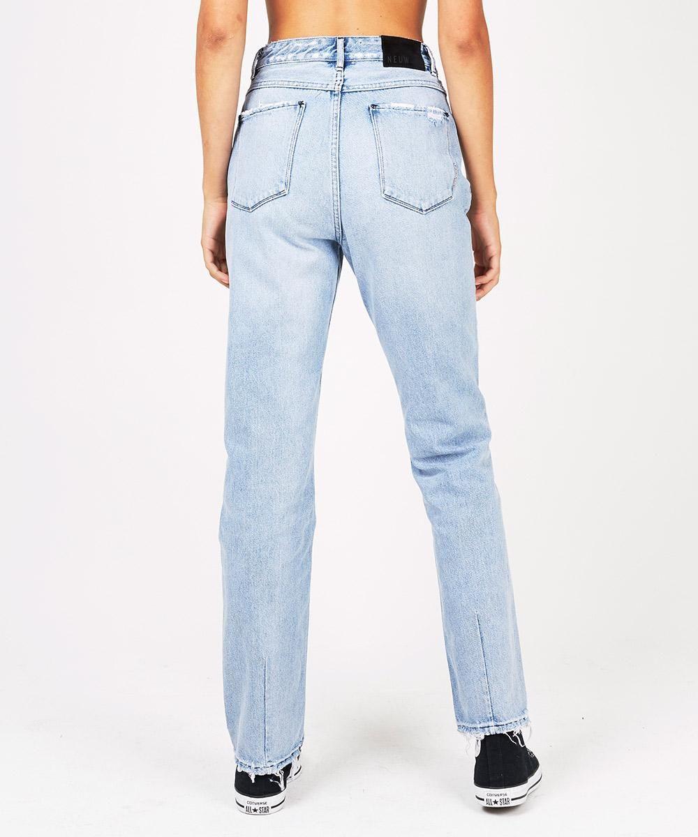 Neuw MACY STRAIGHT JEAN PALARIS BLUE | Jeans | Clothing | Shop Womens |  General Pants