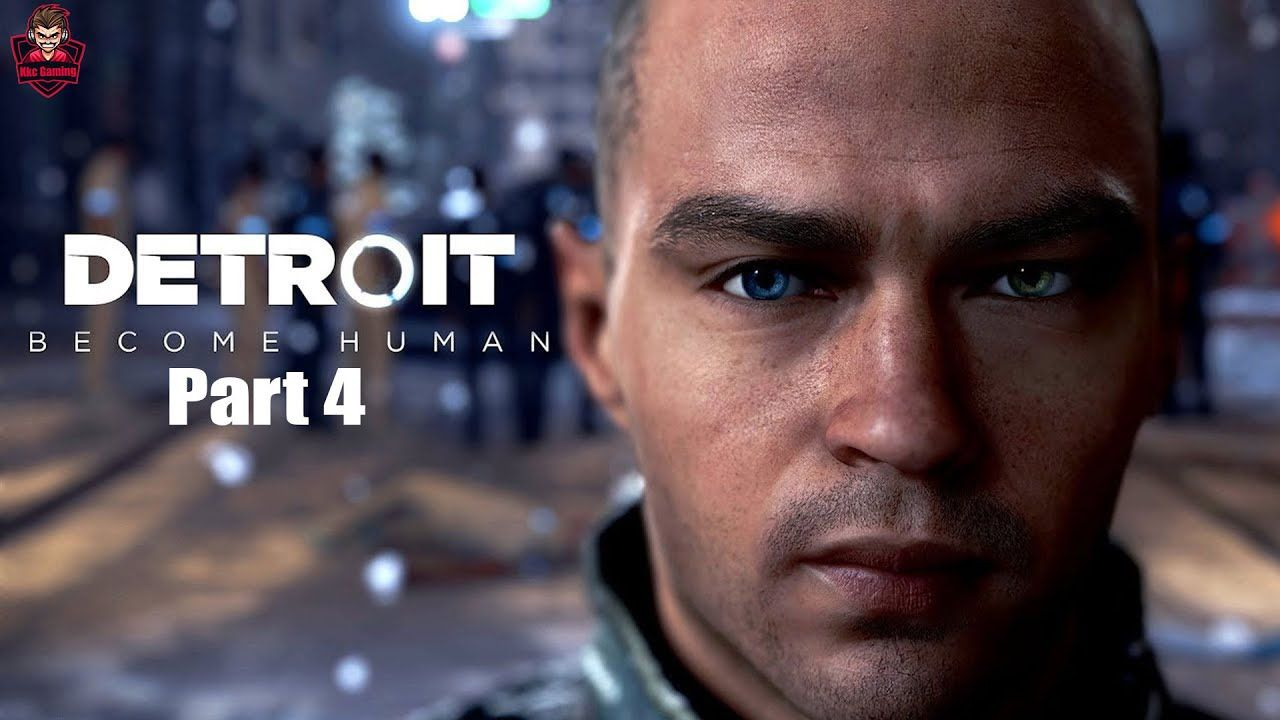Detroit Become Human Walkthrough Part 4 From The Dead Markus Retur Detroit Become Human Human Detroit